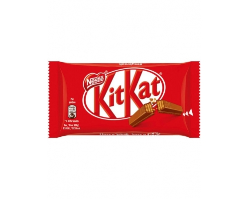Snack Chocolate Kit Kat 41,5 Gr