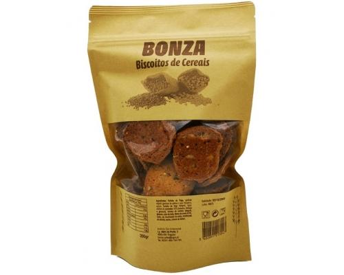Biscoitos Cereais Bonza 200 Gr