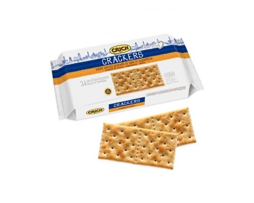Crackers Sem Sal Crich 250 Gr