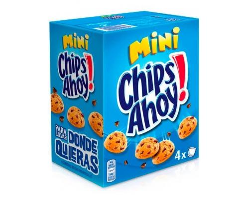 Bolachas Mini Chips Ahoy 160 Gr