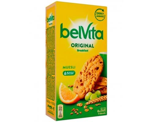 Bolachas Muesli Belvita 300 Gr