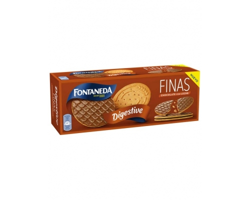 Bolachas Digestive Finas Chocolate...