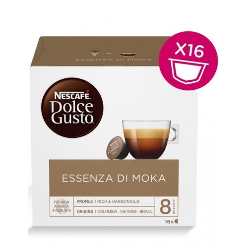 Cápsulas Café Dolce Gusto Essenza Di Moka 16 Un