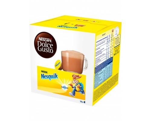 Cápsulas Nesquik Nescafé Dolce Gusto 16 Un