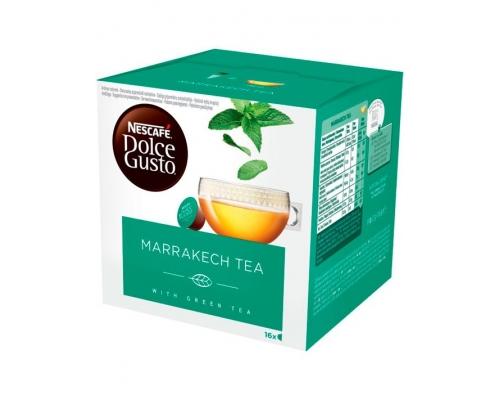 Cápsulas Marrakesh Style Tea Nescafé Dolce Gusto 16 Un