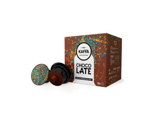 Cápsulas Kaffa Compatíveis Dolce Gusto Chocolate 16 Un