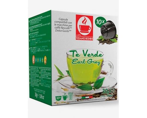 Cápsulas Chá Verde Dolce Gusto * Bonini 10 Un