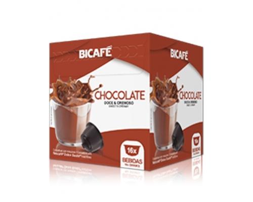 Cápsulas Dolce Gusto * Chocolate Bicafé 16 Un