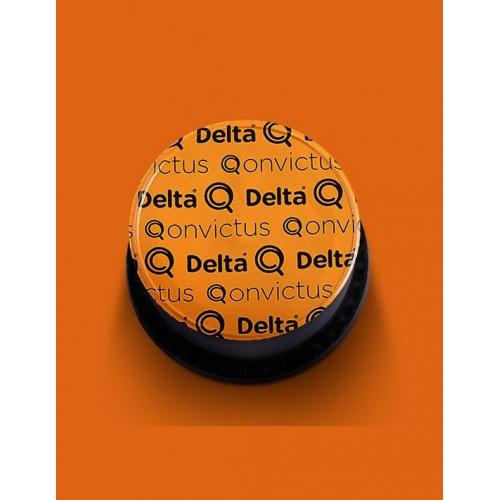 Delta Q Qonvictus Cápsulas Café