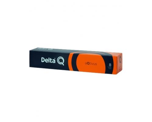 Cápsulas Delta Q Café AQtivus 10 Un