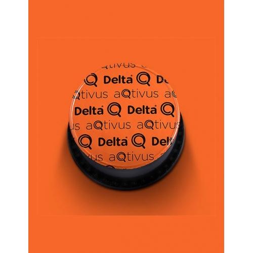 Delta Q AQtivus 10 Cápsulas Café