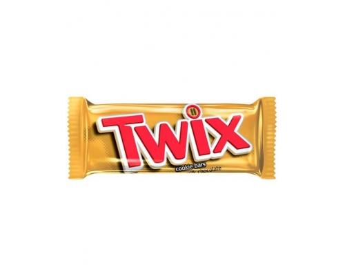 Snack Chocolate Twix 50 Gr