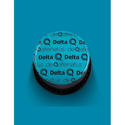 Delta Q DeQafeinatus 10 Cápsulas Café