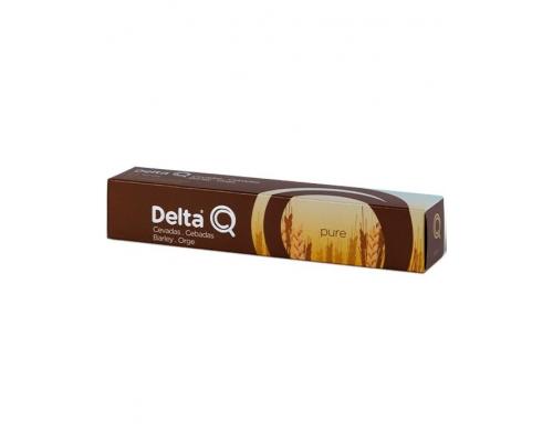 Cápsulas Cevada Delta Q Pure 10 Un