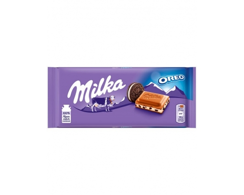 Chocolate Oreo Milka 100 Gr
