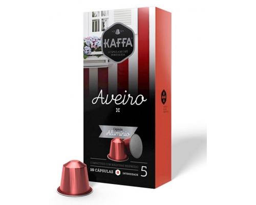 Kaffa Nespresso Cápsulas Café Compatíveis Aveiro 10 Un
