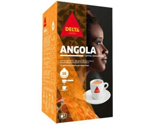 Café Pastilhas Angola Delta 16 Un.