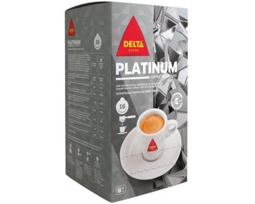 Café Platinum Delta 16 Pastilhas Café