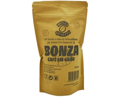 Café Grão Artesanal Bonza 220 Gr
