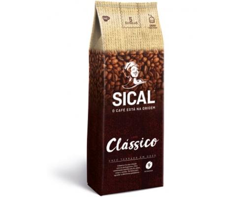 Café 5 Estrelas Grão Clássico Sical 1 Kg