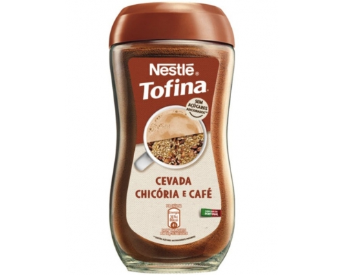 Bebida Cevada Chicória e Café Tofina...