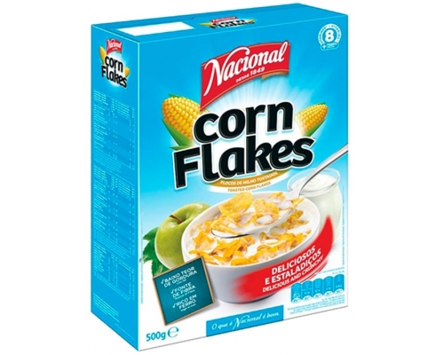 Corn Flakes Nacional 500 Gr