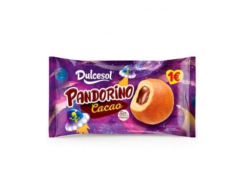 Bolo Recheado Cacau Pandorino...