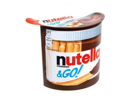 Snack Nutella & Go 52 Gr