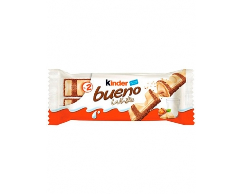 Kinder Bueno White Chocolate Blanco...