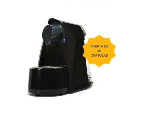 Máquina Café Auto Cino Preta Kaffa +...